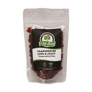 Cranberries Soft & Juicy 150g