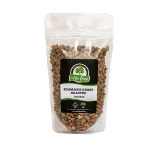 Edamame Beans Roasted - Unsalted 280g