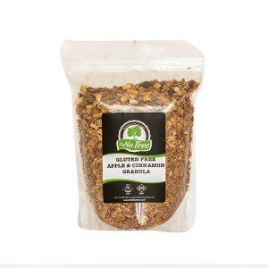 Gluten Free Apple & Cinnamon Granola 500g