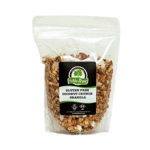 Gluten Free Coconut Crunch Granola 500g