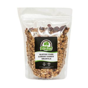 Gluten Free Luxury Berry Granola 500g