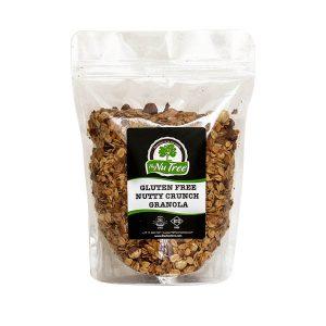 Gluten Free Nutty Crunch Granola 500g