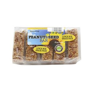Fructose Peanut & Seed Snack Pack