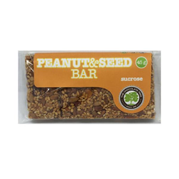 Sucrose Peanut and Seed Bar