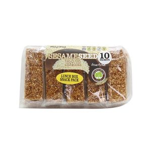 Fructose Sesame Seed Snack Pack